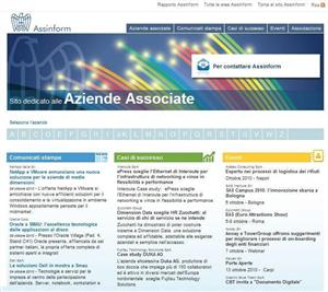 Aziende associate Assinform