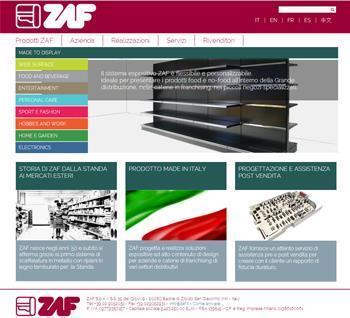 Zaf Scaffalature Milano.Zaf